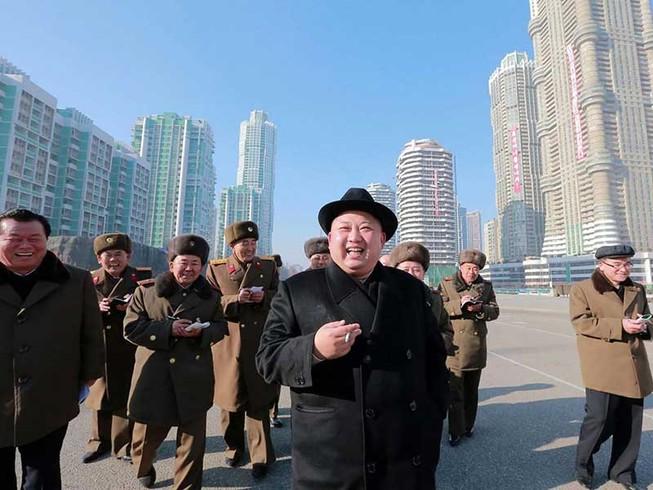 Trung Quốc - Triều Tiên và nước cờ dầu mỏ