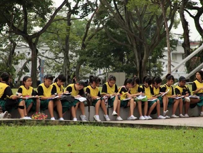 Nỗi đau phía sau nền giáo dục Singapore