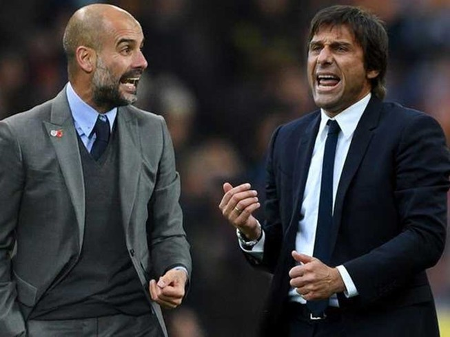 Chelsea - Man. City: Conte đấu Guardiola