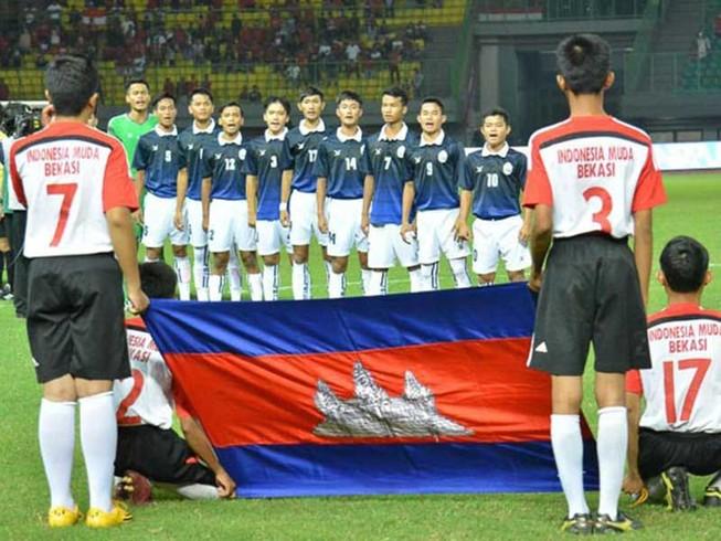 HLV Campuchia vẫn muốn đánh bại đội Việt Nam