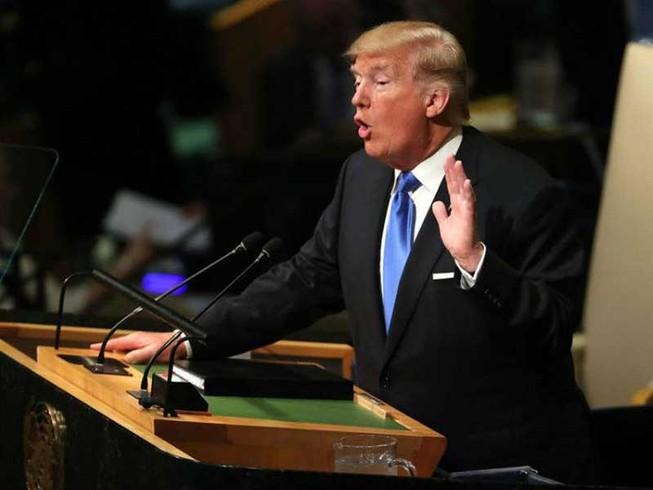 Iran và canh bạc lớn của ông Trump