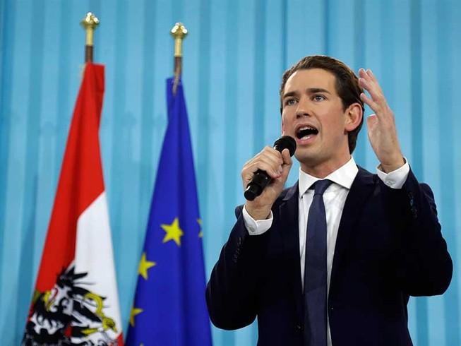 Cơn địa chấn 'thần đồng' chính trị Áo