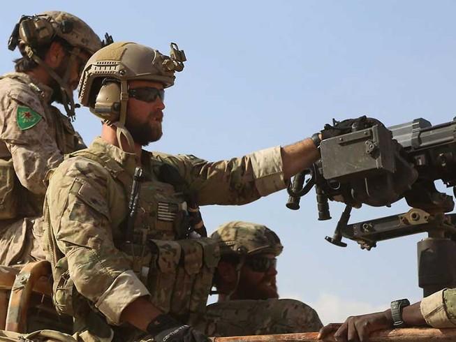 Quân đội Mỹ sẽ tiếp tục sa lầy ở Syria?