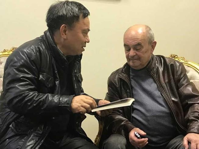 Giữ tình cảm cao đẹp hai dân tộc Việt-Nga
