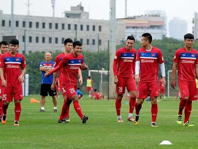 HLV Park Hang-seo: 'Cầu thủ VN không thua Hàn Quốc' - ảnh 1