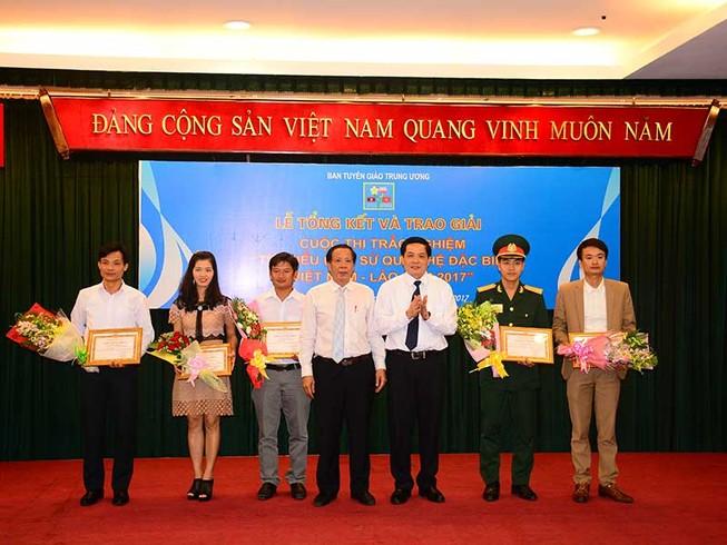 Tiếp tục lan tỏa quan hệ truyền thống đặc biệt Việt-Lào