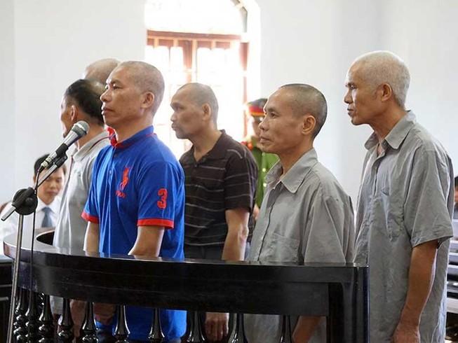 Tòa vẫn kết án cựu chiến binh (PLO)