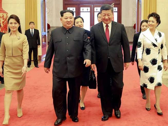 Bước chuyển chiến lược của ông Kim Jong-un