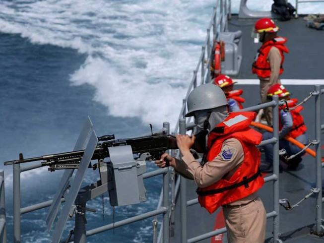 Đài Loan, Trung Quốc liên tiếp tập trận