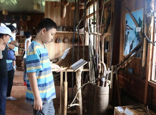 Nhà thờ Ka Đơn lưu giữ nét văn hóa độc đáo người Chu Ru