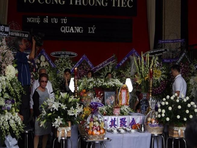 'Sẽ nhớ mãi một Quang Lý hát nhạc chồng tôi hay nhất'
