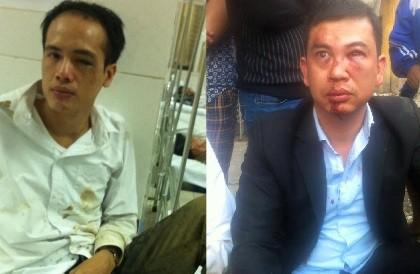 Đề nghị các cơ quan điều tra vụ 2 luật sư bị hành hung