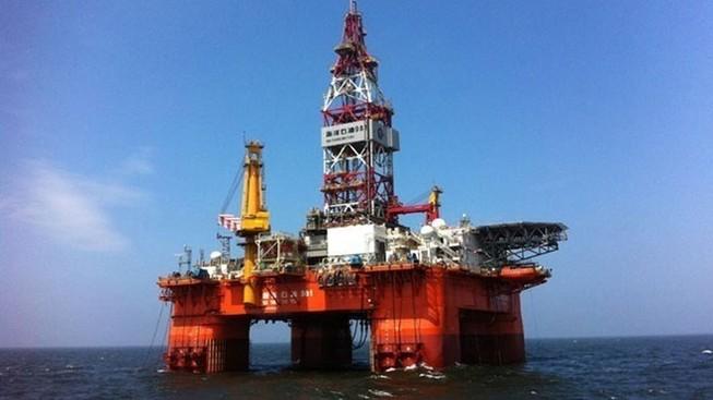 Giàn khoan Hải Dương 981 lại vào biển Đông