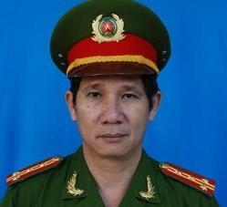 Audio: Bổ nhiệm Giám đốc Công an Đồng Nai