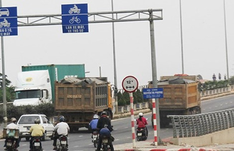 Audio: CSGT 'làm luật' ngay trước mặt lãnh đạo Đà Nẵng!