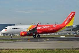 Vietjet tăng tần suất chặng bay TP.HCM – Bangkok