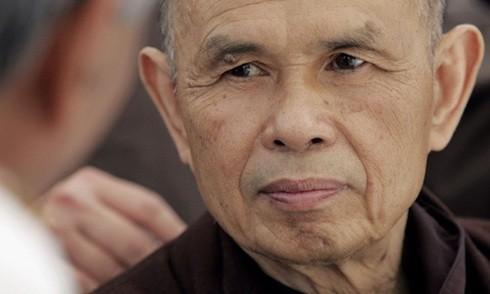 Thiền sư Thích Nhất Hạnh xuất viện