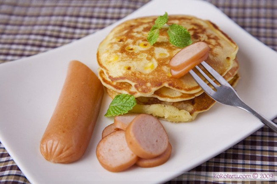 Công thức cho một bữa sáng hoàn hảo