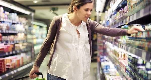 Điều cần biết khi chọn thực phẩm cho bà bầu