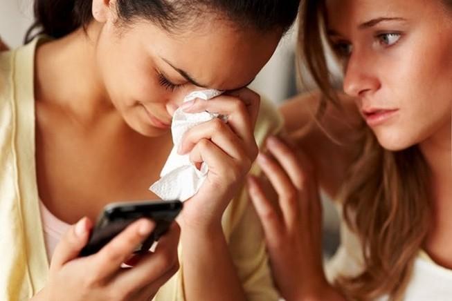 7 lợi ích bất ngờ khi khóc