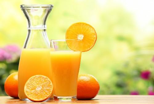 Nước cam giúp tăng cường trí nhớ
