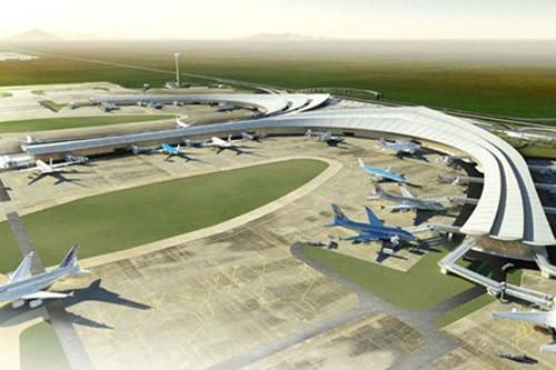 'Kiên quyết phải xây sân bay Long Thành'