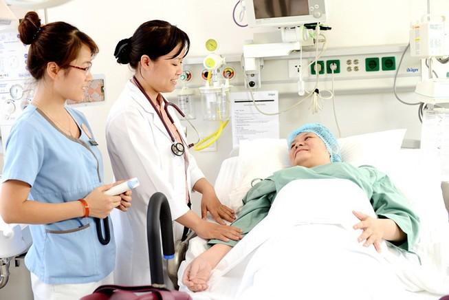 Bệnh viện đầu tiên của Việt Nam đạt chất lượng quốc tế