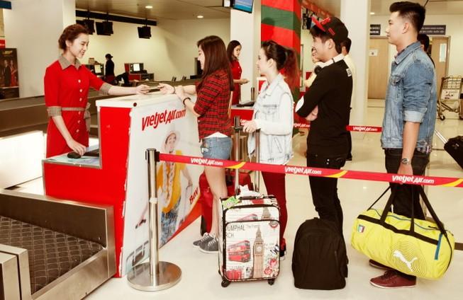 Bay sang Hàn Quốc, Myanmar với giá vé 0 đồng