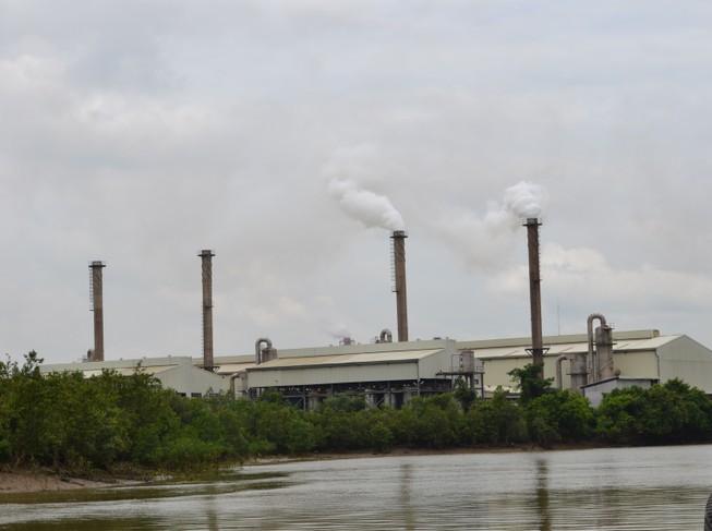 Nổ bồn chứa chất thải tại công ty Vedan, một công nhân tử nạn