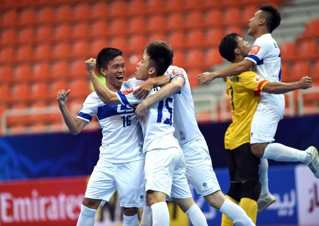 Kết thúc giải Futsal Cúp C1 châu Á: Thái Sơn Nam giành hạng ba