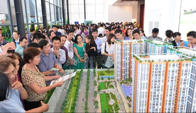 Bất động sản là một trong ba lĩnh vực hút nhà đầu tư ngoại