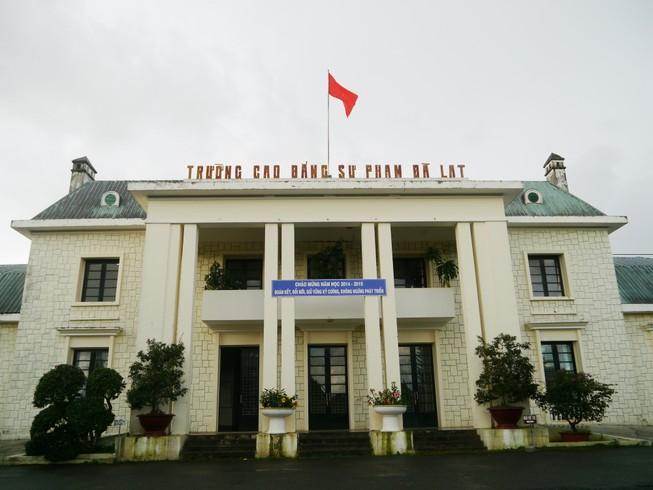 Trường Cao đẳng Sư phạm Đà Lạt-di sản kiến trúc của thế giới