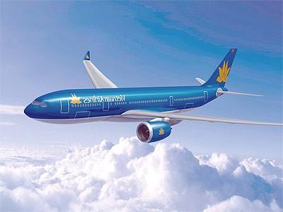 Máy bay Vietnam Airlines gặp sự cố phải quay lại Nội Bài