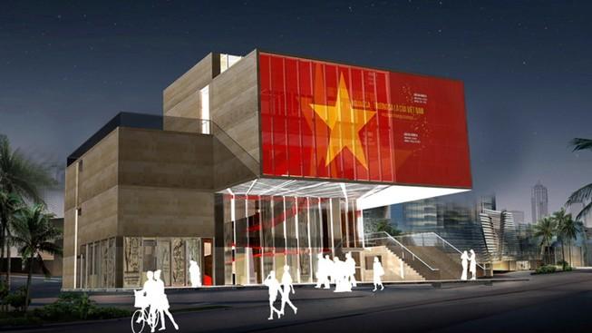 Sắp khởi công nhà trưng bày Hoàng Sa