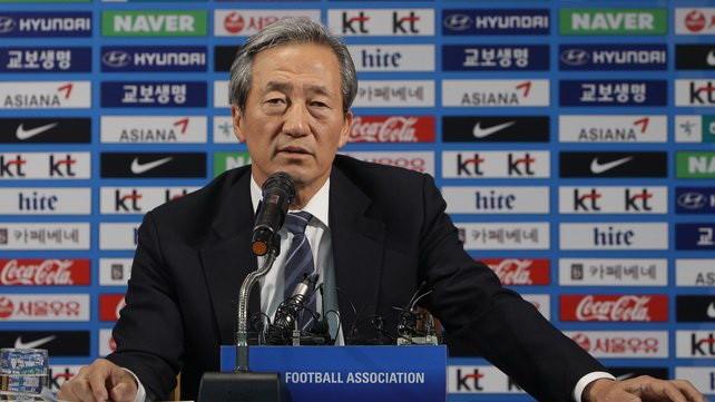 Ứng viên chủ tịch FIFA Chung Mong Joon tố cáo AFC
