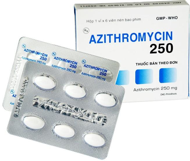 Khi nào cần dùng azithromycin?