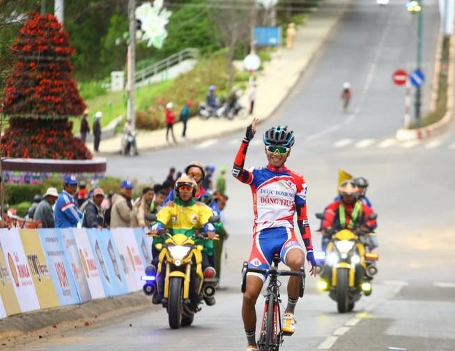 Lê Ngọc Sơn giành giải 'Vua leo núi'