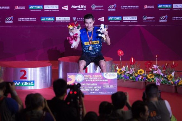 Lee Chong Wei sau doping