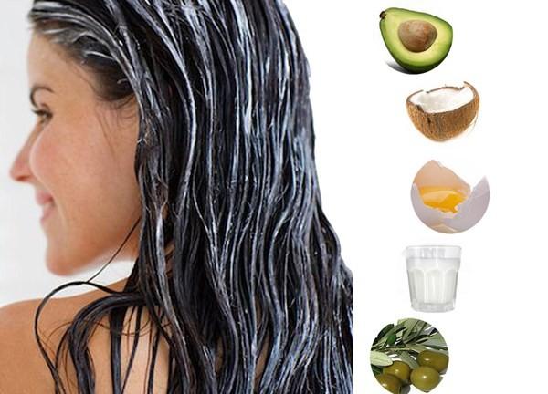 Tám cách để giữ mái tóc đẹp