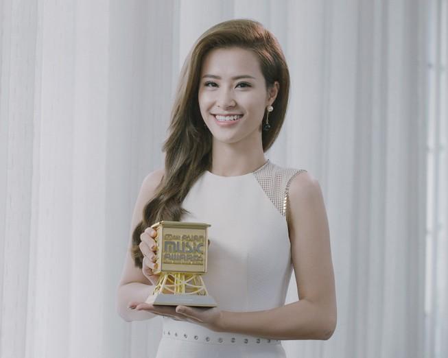 Đông Nhi được vinh danh là Nghệ sĩ châu Á xuất sắc nhất