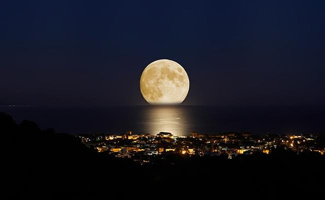 Những tác động của mặt trăng lên sức khỏe con người