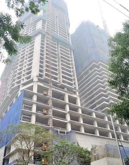 Hà Nội: Thêm một cao ốc xây lố ba tầng