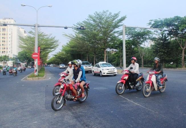 Tai nạn giao thông phía nam Sài Gòn tăng cao