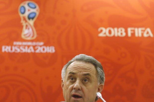 Nga cắt giảm 56,8 triệu bảng Anh cho World Cup 2018