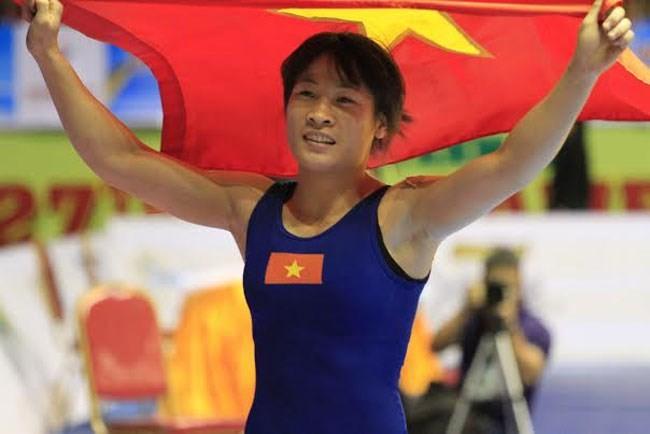 Nguyễn Thị Lụa đoạt chiếc vé thứ 7 dự Olympic Brazil 2016