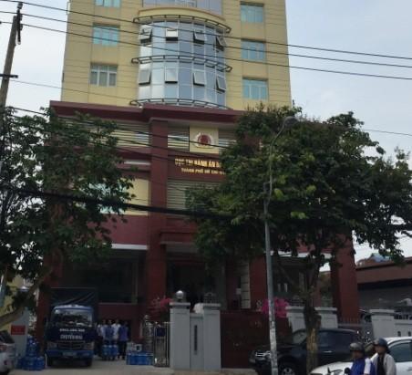 Cục Thi hành án dân sự TP chuyển về trụ sở mới