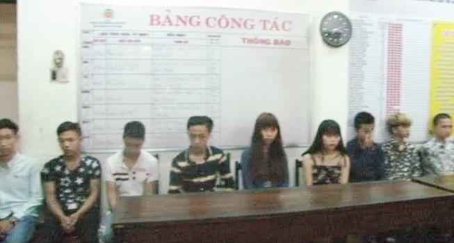 Tạm giữ nhóm thanh niên gây ra 20 vụ trộm cắp, cướp giật