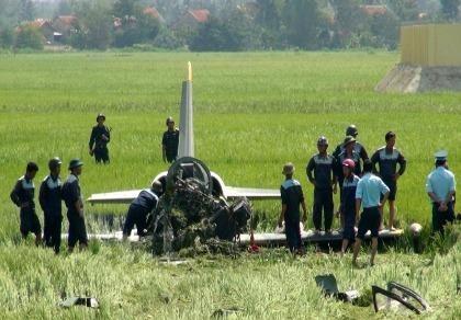 Đề nghị truy tặng huân chương Bảo vệ Tổ quốc cho phi công Phạm Đức Trung