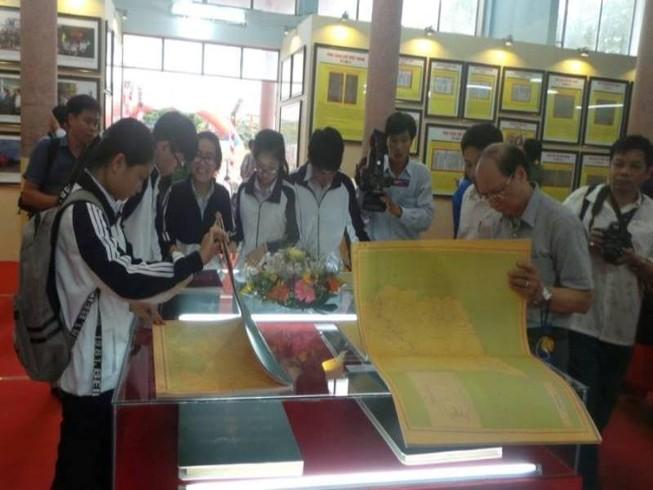Triển lãm Trường Sa, Hoàng Sa là của Việt Nam