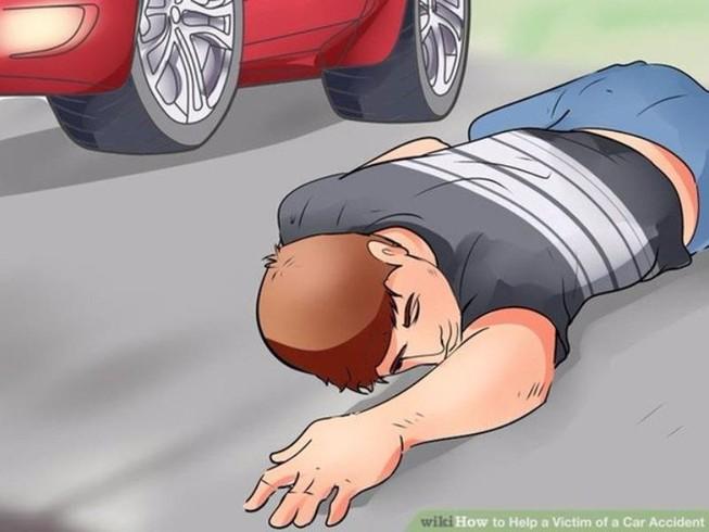 Những điều cần nhớ khi giúp người bị tai nạn giao thông